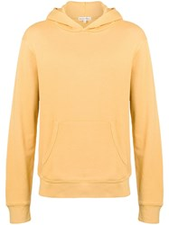 Alex Mill Casual Hoodie Yellow And Orange