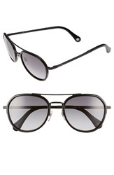 Men's Jack Spade 'Fletcher' 54Mm Sunglasses Black Grey Gradient