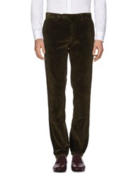 Reds Casual Pants Military Green