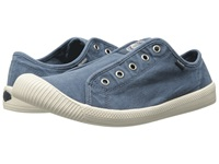 Palladium Flex Slip On Blue Marshmallow Women's Slip On Shoes