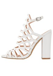 Primadonna Collection High Heeled Sandals Bianco White