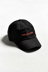 Urban Outfitters The Weeknd Logo Sports Hat Black