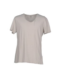Jcolor T Shirts Light Grey