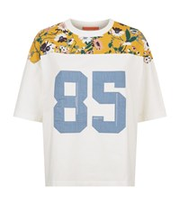 Tommy Hilfiger Floral 85 T Shirt Female Multi