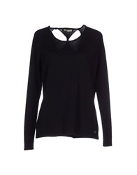 Angelo Marani Sweaters Black