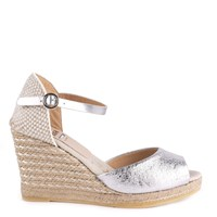 Kanna Evita Wedges Metallic