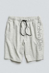 Calvin Klein Logo Lounge Short Grey