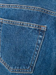 A.P.C. Flared Jeans Blue