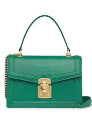Miu Miu Confidential Shoulder Bag Green