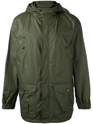 A.P.C. Lightweight Jacket Green