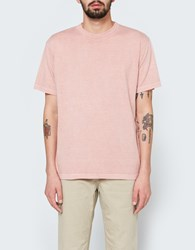 Maiden Noir Natural Dyed Block Ss Jersey Coral