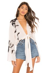 Young Fabulous And Broke Free Fall Top Ivory