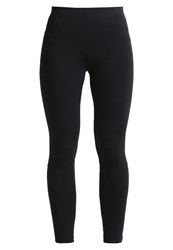 Adidas Performance Essential Tights Black Core Pink