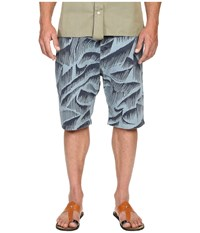 Vivienne Westwood Anglomania Cargo Shorts Light Blue Blue Men's Shorts