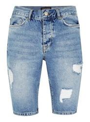 Antioch Blue Denim Shorts