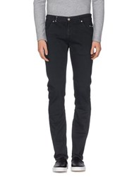 Dondup Denim Denim Trousers Men Black