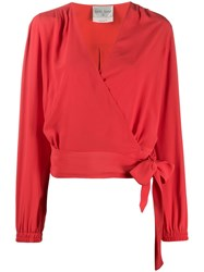 Forte Forte Wrap Style Blouse 60