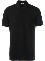 Versace Collection Classic Polo Shirt Black