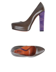 Missoni Platform Pumps