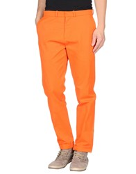 Richard Nicoll Trousers Casual Trousers Men Orange
