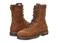 Rocky 8 Ironclad Steel Toe Wp Eh Brown Men's Shoes