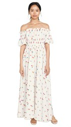 All Things Mochi Nana Dress White