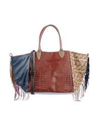 Ebarrito Handbags Brown
