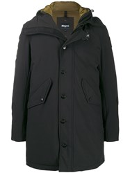 Blauer Chambers Duck Feather Parka 60