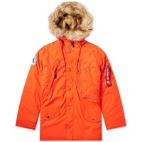 Alpha Industries Polar Jacket Orange