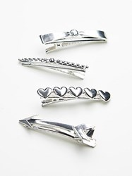 Free People Mini Hinged Clips By