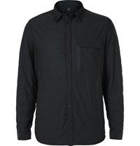 Snow Peak Insulated Shell Shirt Black