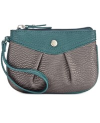 Styleandco. Style Co. Hannah Wristlet Only At Macy's Pewter Storm
