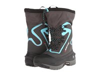 Baffin Flare Charcoal Teal Women's Boots Gray