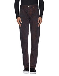 Marc Jacobs Denim Denim Trousers Men Deep Purple