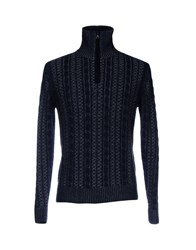 Bramante Turtlenecks Slate Blue