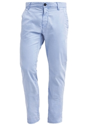 Tom Tailor Chinos Washed Out Middle Blue