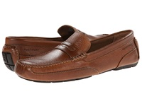 Rockport Oaklawn Park Penny Tan Men's Slip On Shoes
