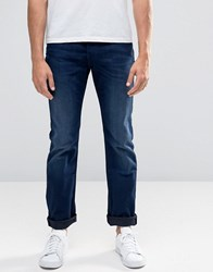 Lee Powell Slim Jeans Blue Shake Blue Shake