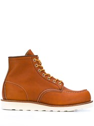 Red Wing Shoes Classic Mock Lace Up Boots 60