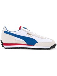 Puma Easy Rider Sneakers Women Leather 23 White