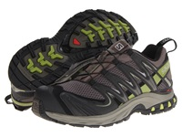 Salomon Xa Pro 3D Swamp Dark Titanium Seaweed Green Men's Shoes Brown