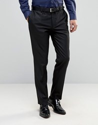 Jack And Jones Premium Slim Tuxedo Trouser Black