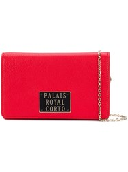 Corto Moltedo Royal Wallet Bag Red