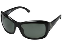 Spy Optic Farrah Black Happy Gray Green Polar Sport Sunglasses