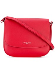 Lancaster Adele Crossbody Bag Women Leather One Size Red