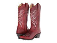 Old West Boots Lf1574 Red Cowboy Boots