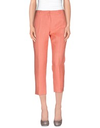 'S Max Mara Trousers Casual Trousers Women Salmon Pink