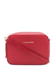 Lancaster Shoulder Bag Red
