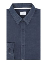 Selected Nelson Shirt Sapphire