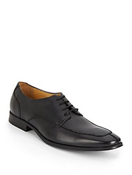 Cole Haan Adams Leather Oxfords Black